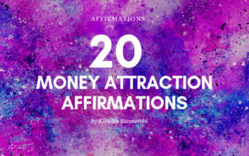 20 Money AttracTion Affirmations